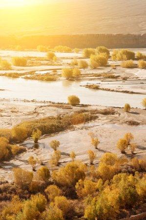 Indus river india