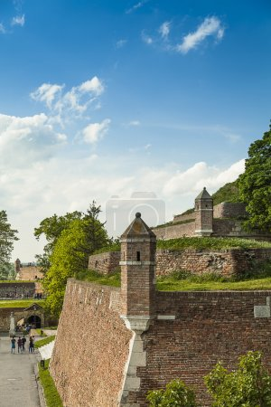 Medieval Kalemegdan Fortress