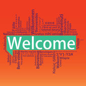 Welcome Tag Cloud