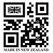 New Zealand QR code flag illustration