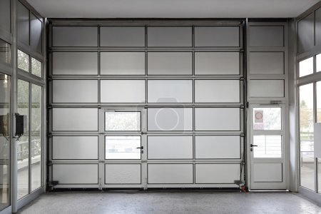 Big garage door