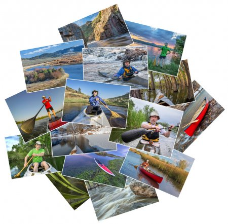 collection of paddling pictures from Colorado