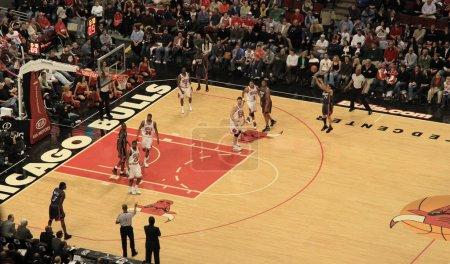 Баскетбол Шарлотт против Чикаго Буллз