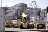 Container Forklift Truck