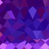Purple Low Polygon Background