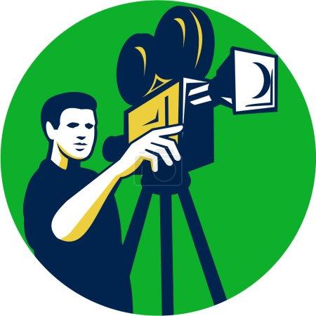 Movie Director Movie Film Camera