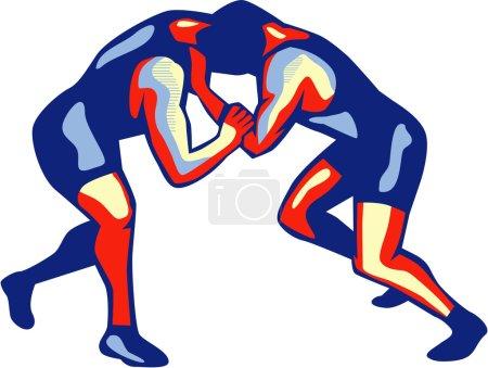 Freestyle Wrestling Retro