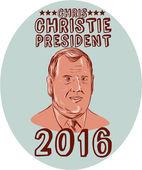 Chris Christie President 2016 Oval