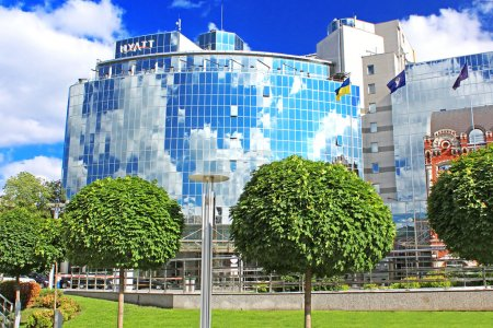 Hyatt Regency Kyiv opens 5Star