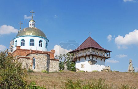 Historic and culture reserve Busha, Vinnitsa region, Ukrain