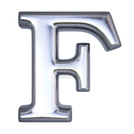 Alphabet lettre F