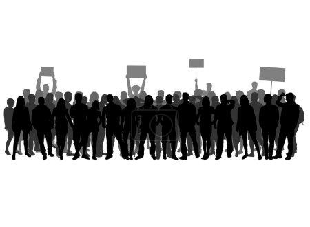 Manifestation...