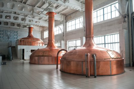 Brewing production