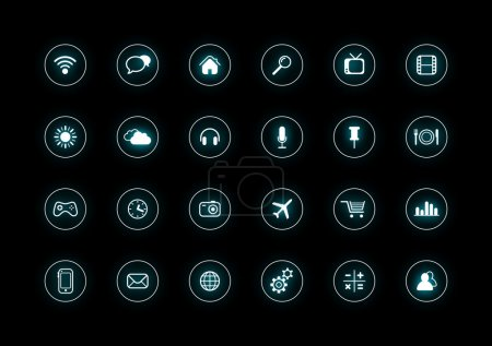 Desktop Icons collection