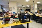 3D tisk - italské vědecké Fablab