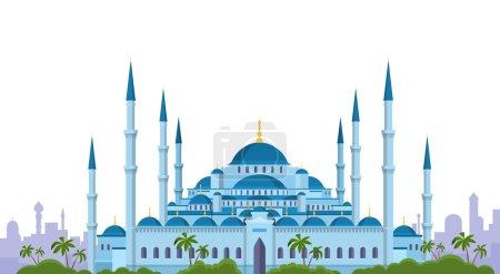Mosque Ramadan Kareem Muslim Religion Holy Month