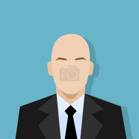 Businessman profile icon