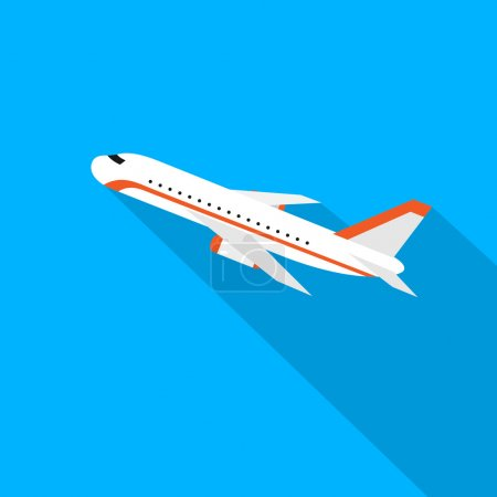 Aircraft Flat Design