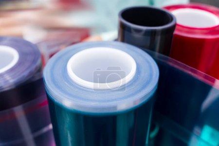 Polyethylene laminating and rewinding kind of prot...