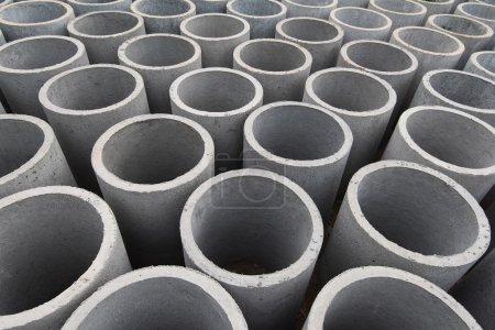 Concrete pipe...