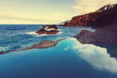 picturesque Madeira coast