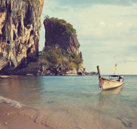 Andaman Sea in Thailand