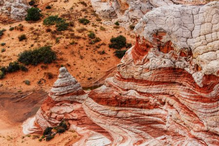 Coyote Buttes of the Vermillion Cliffs