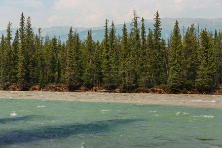 Athabasca Rivein  Canada