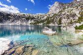 Krásné alpské jezero ve Washingtonu