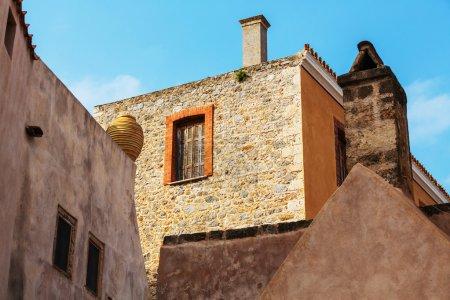 ancient town  Monemvasia, Greece