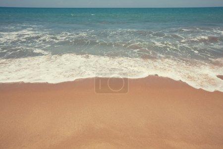 Serenity sea beach