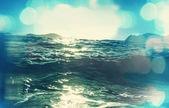 sea wave background