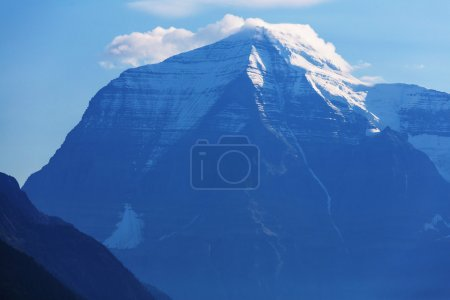 mountain  Robson in Canada