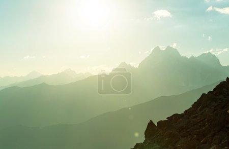 Caucasus Mountains,  Svaneti