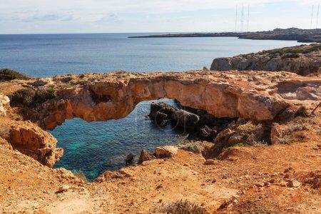 sea shore in Cyprus