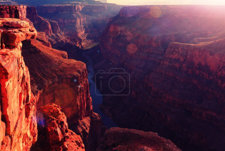 Famous Grand Canyon