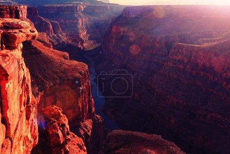 famous Grand Canyon