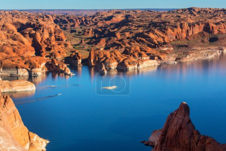 picturesque Lake Powell