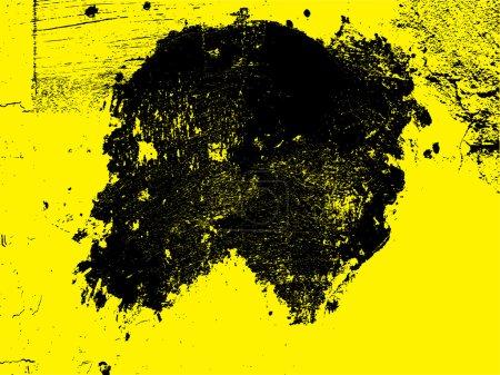 grunge textures set. background
