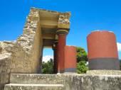 """Постер, картина, фотообои """"Руины минойский Кносский дворец в Ираклион, Греция"""""""