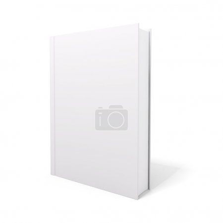 Photo for 3d book with blank covers - Royalty Free Image