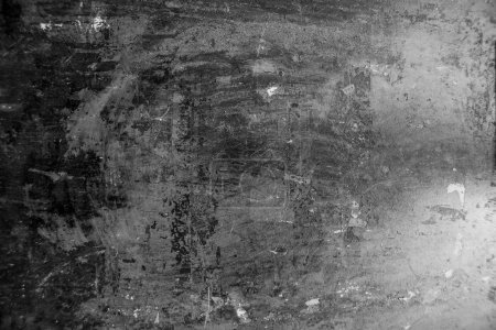 Photo for Rough Concrete Wall Texture Sample, Urban Backdrop - Royalty Free Image