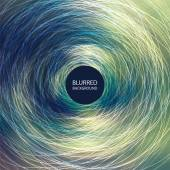Abstract Background - Twisted Circular Lines