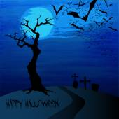 Happy Halloween Background Template