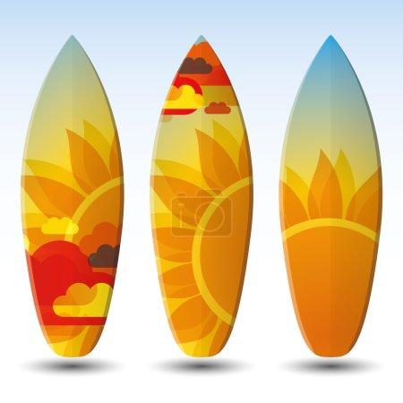 Surfboards Design