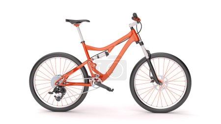 modern sport bicycle