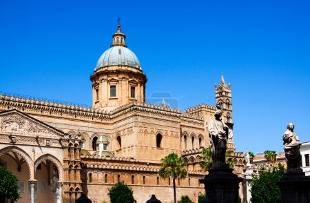 Palermo Cathedral is Roman Catholic Archdiocese of Palermo, Pale