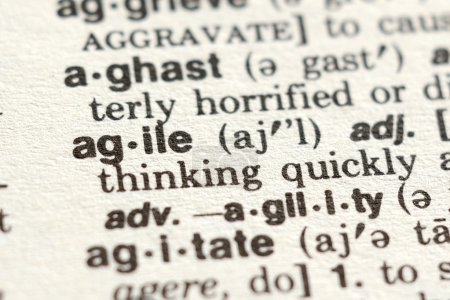 The Word Agile