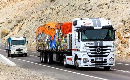 Truck MercedesBenz Actros