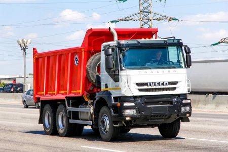 Truck Iveco Trakker